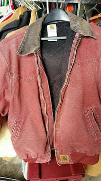 Carhart jacket. Size S.  Mansfield, 44906