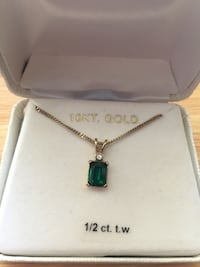 Gold plated necklace Ham Lake, 55304