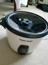 Brand New, Black and Decker Rice Cooker West Vancouver, V7T 1J2