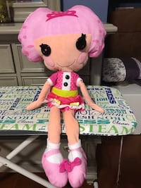 pink and brown Lalaloopsy doll Phenix City, 36877