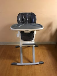 Graco swiviseat multi-positions high chair New York, 11101
