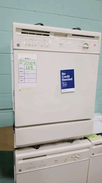 Whirlpool dishwasher 24inches  Queens