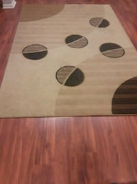 brown and black area rug Ellicott City, 21043