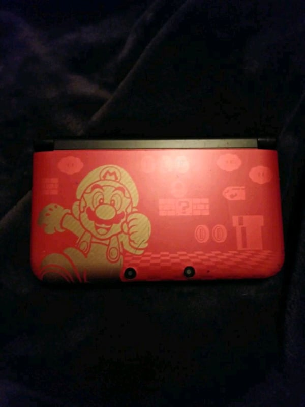 Sold Nintendo 3ds Xl New Super Mario Bros 2 Limited Edition And