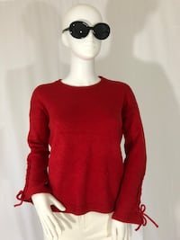 Brand New Red pullover