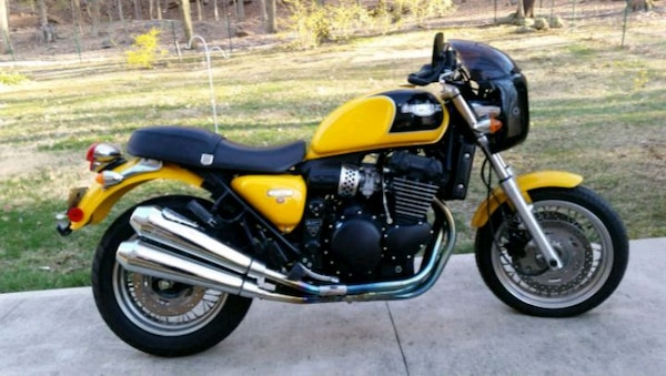 Used 1998 Triumph Thunderbird Sport 900 For Sale In Lewes Letgo