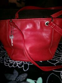 Red Small Fossil Handbag Longmont, 80501