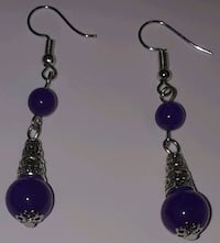 B.new semi-precious lapis azul earrings Baltimore, 21206