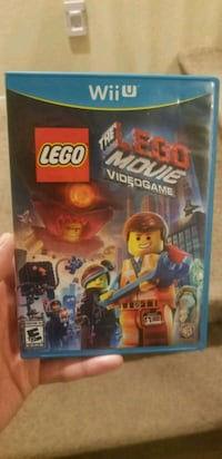 Wii u lego movie Las Vegas, 89109