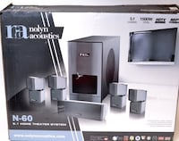 Nolyn Surround sound system NEW Stephens City, 22655