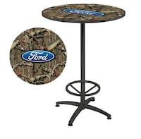 NEW IN BOX Ford Garage Bistro Bar Table Pointe-Claire, H9R