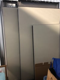 5 pieces office wall great condition Fairfax, 22033
