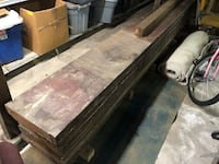 6 Solid wood board beams vintage.. Fairland, 46126