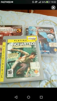 Tre casi di gioco Sony Uncharted PS3 Carpenedolo, 25013