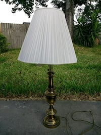 brown and white table lamp Corpus Christi, 78418