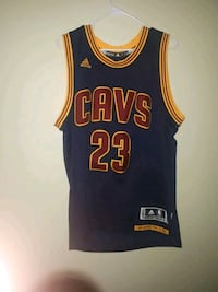 Cavs LeBron James jersey size L. London, N6E 2B7