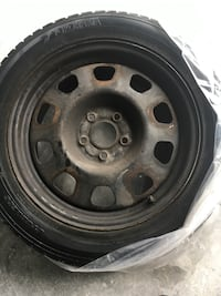 17' four 4rim 40$ only Montreal, H1R 2V7