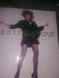 Rolling Stones Photographs collector book
