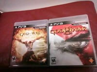 PS3 God Of War Games Bundle Washington