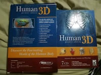 Used Human 3D Premier Edition