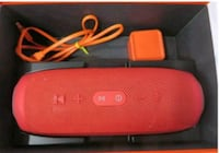 Jbl charge 3 red speaker wireless  Toronto, M2H 2P5