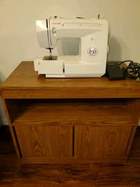 SEWING AND TABLE MACHINE????