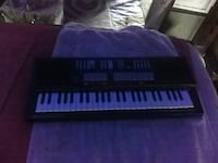 black and white electronic keyboard El Centro, 92243