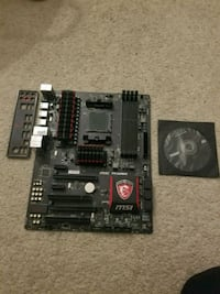 msi atx gaming pc motherboard Silver Spring, 20906
