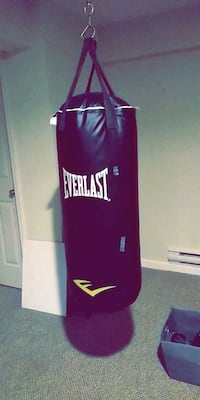 Everlast punching bag with kit Canton, 48188