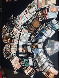 Magic the Gathering collection!