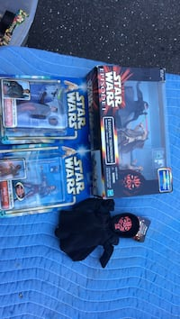 Star wars action figure collection other stuff available Ridgefield, 06877