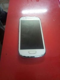 beyaz Samsung Galaxy S3 mini