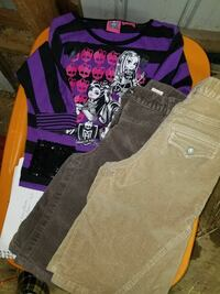 Girl's sz 6 great condition  3pc lot Frankfort, 45628