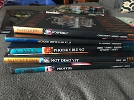 Wolverine graphic novel collection