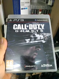 PS3 call of duty ghost Tahtakale Mahallesi, 34116