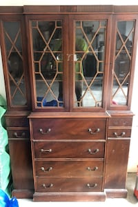 1800s China cabinet West Point, 23181