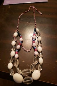 pink,white and blue necklace  Virginia Beach, 23464