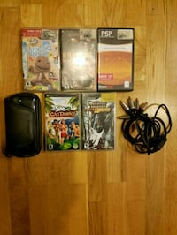 PlayStation Portable accessories, games Modesto