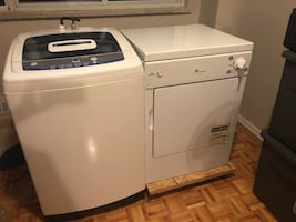 General Electric Portable Washing Machine