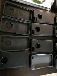 Black Berry and iPhone 5s cases different models and sizes $5 Calgary