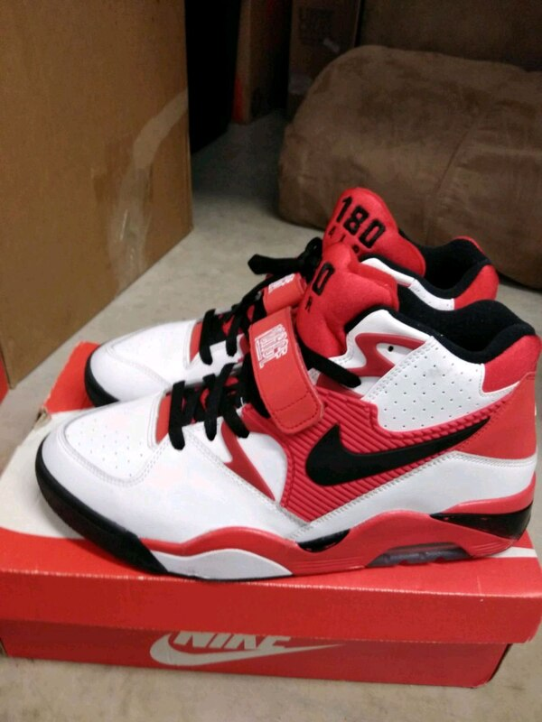 6314bf327f619c Used Nike Air Force 180 Size 11 for sale in Plano - letgo