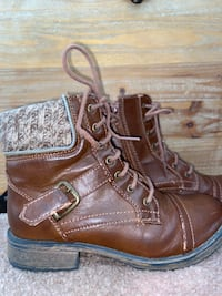 Size 3 High Ankle Boots