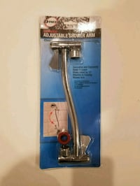 NEW Adjustable Shower Arm - universal - unopened Washington