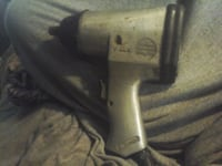 gray and black corded impact wrench Noel, 64854
