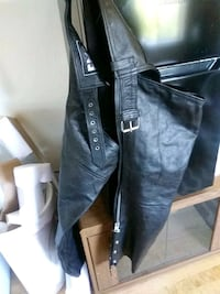 Mens motorcycle chaps Ione, 95640