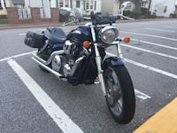 Black and blue touring motorcycle. Make your offer Occoquan, 22125