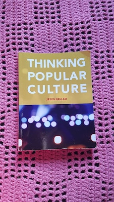 thinking popular culture by jason haslam