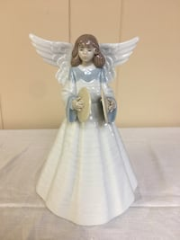 """Angelic Cymbalist"" - Lladro 05876. Retired 1992. Perfect condition. Minneapolis, 55410"