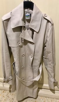 Cappotto button-up grigio Roma, 00184