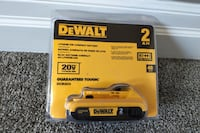 Brand New Dewalt 20V MAX Lithium Ion Battery For Sale LONDON